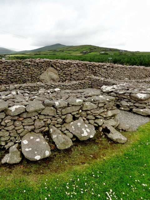 Reask Monastic Site Stones, DIngle Peninsula, Ireland