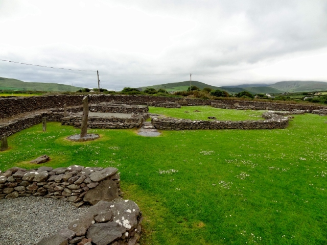 Reask Monastic Site, DIngle Peninsula, Ireland