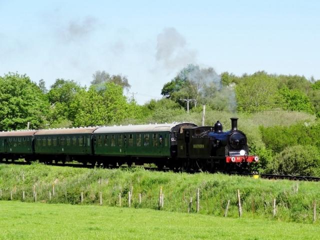 Swanage Railway Train